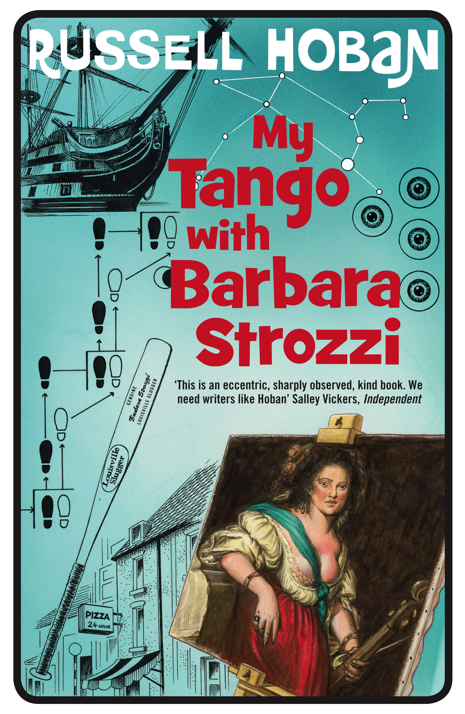 My Tango With Barbara Strozzi By: Russell Hoban