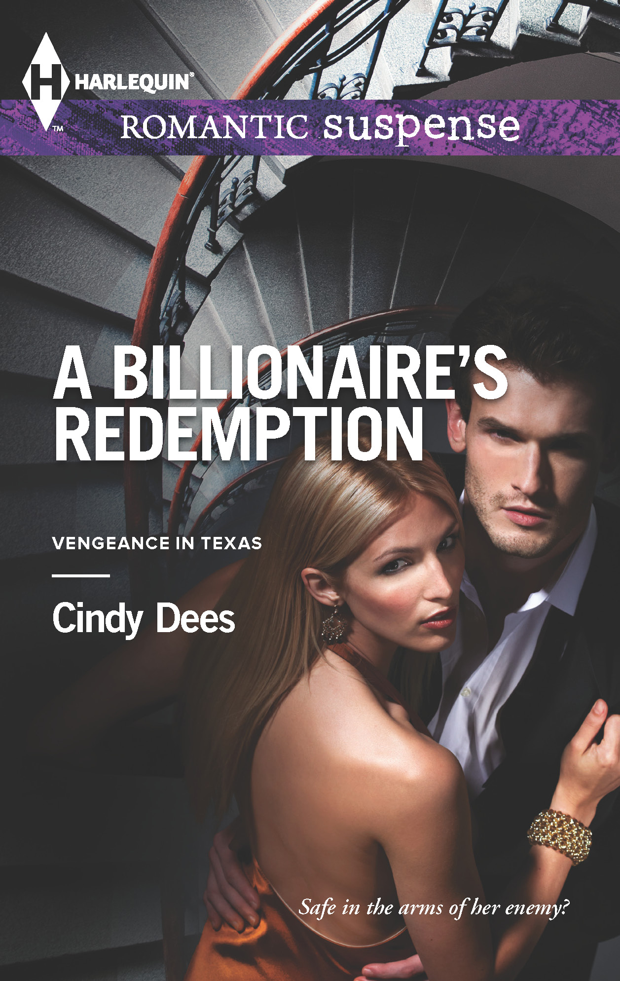 A Billionaire's Redemption By: Cindy Dees