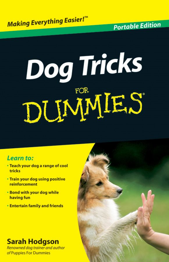 Dog Tricks For Dummies?, Portable Edition