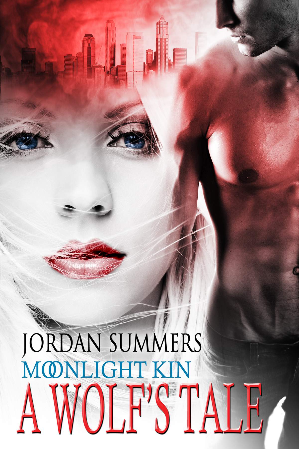 Moonlight Kin: A Wolf's Tale By: Jordan Summers