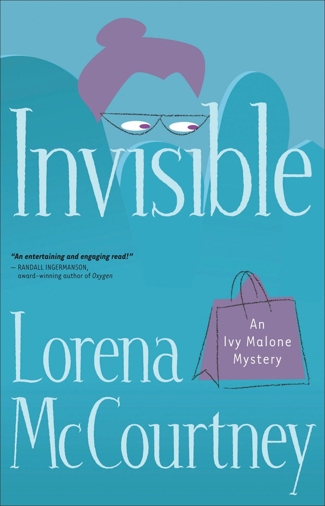Invisible: A Novel By: Lorena McCourtney