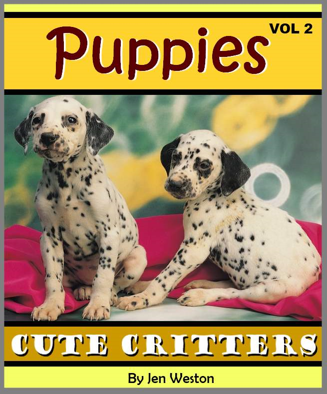 Puppies - Volume 2 By: Jen Weston