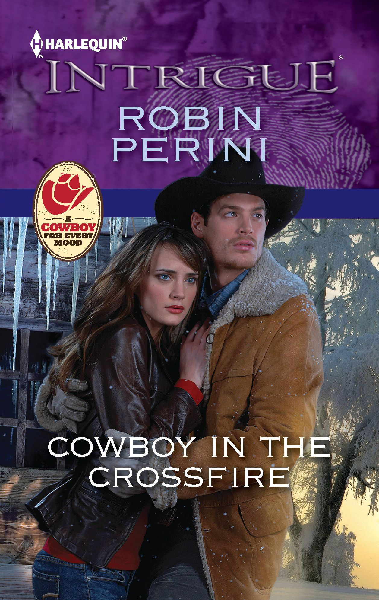 Cowboy in the Crossfire By: Robin Perini