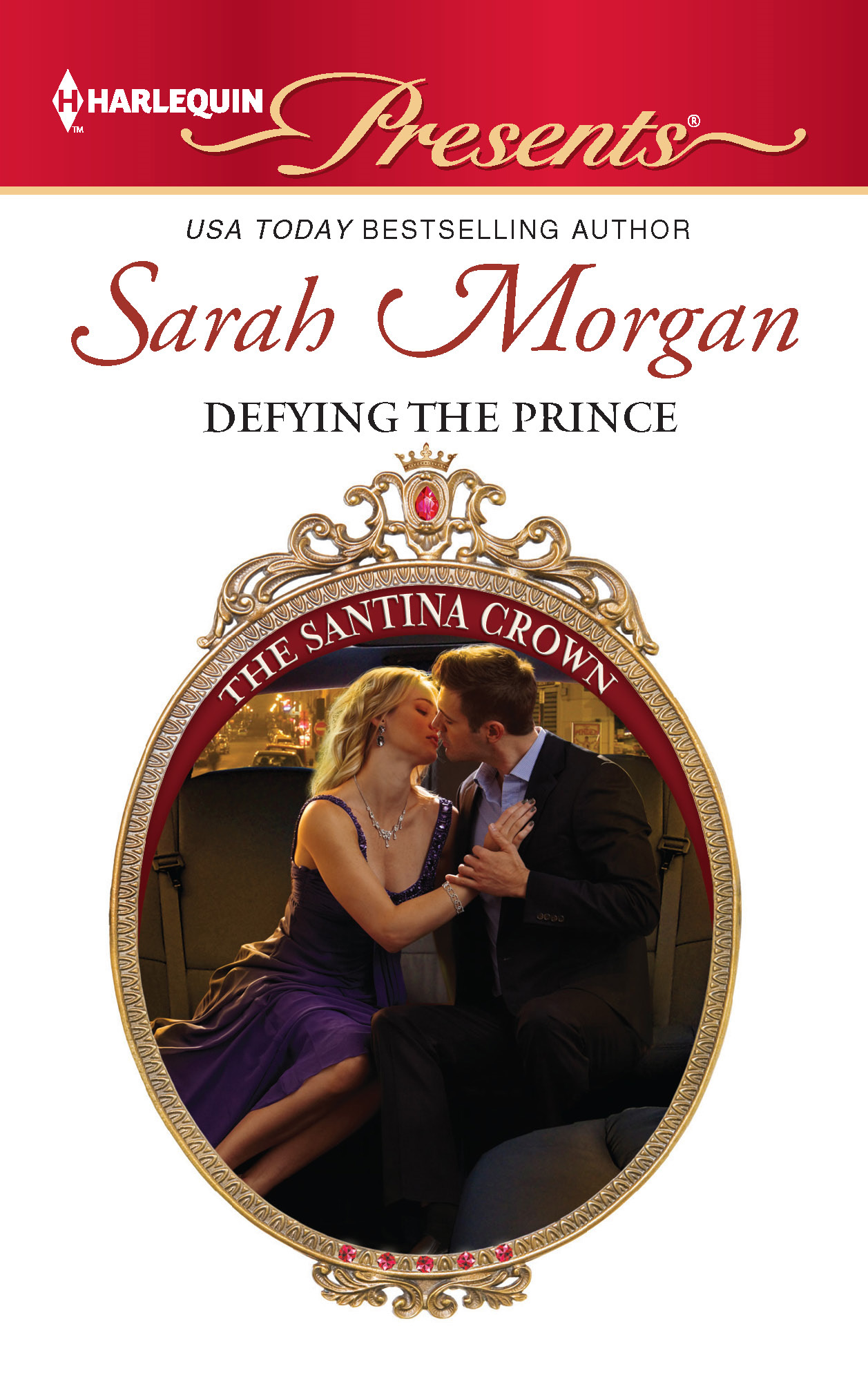 Defying the Prince By: Sarah Morgan