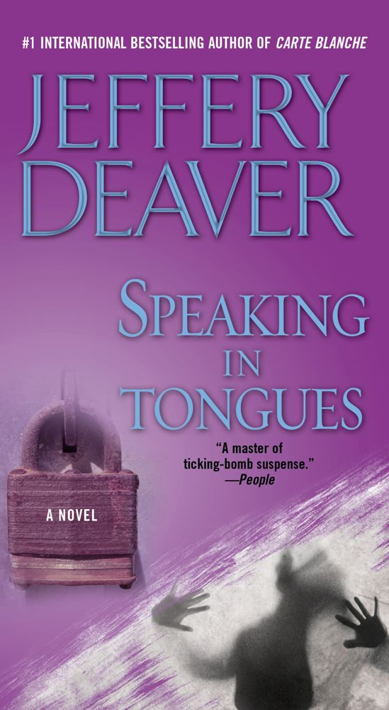 Speaking in Tongues By: Jeffery Deaver