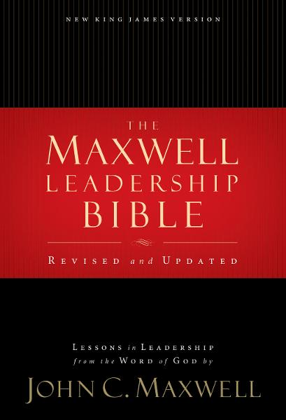 The Maxwell Leadership Bible, NKJV