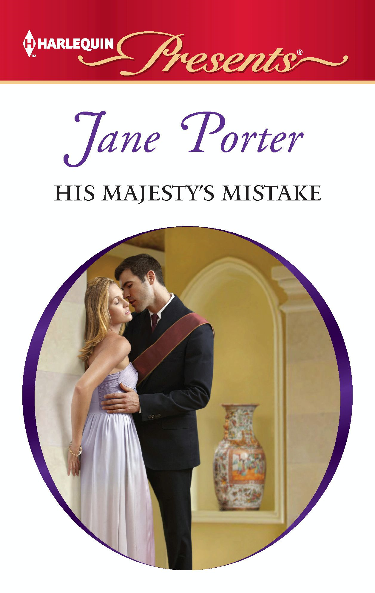 His Majesty's Mistake By: Jane Porter