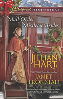 Mail-Order Mistletoe Brides/christmas Hearts/mistletoe Kiss In Dry Creek