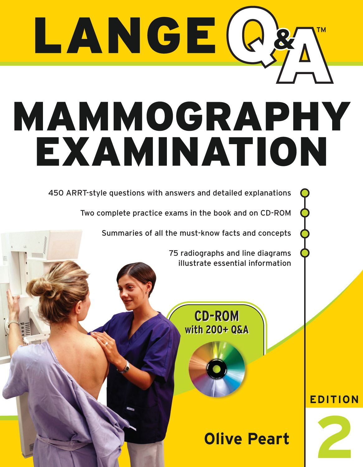 Lange Q&Amp;A: Mammography Examination, Second Edition