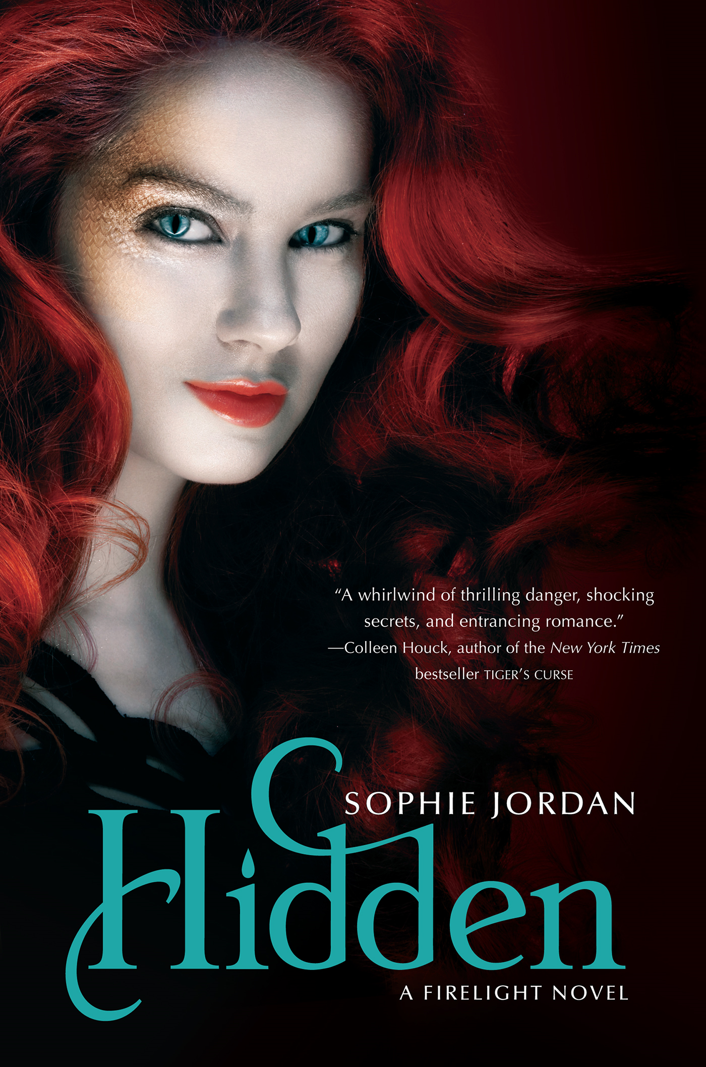 Hidden: A Firelight Novel By: Sophie Jordan