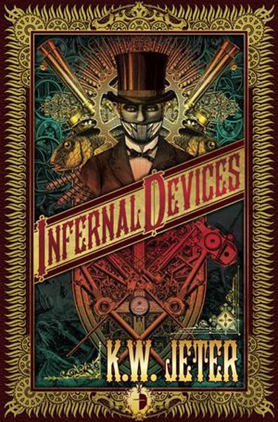 Cover Image: Infernal Devices