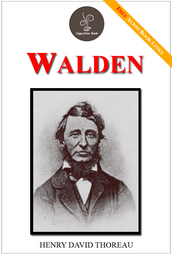 Walden - (FREE Audiobook Links!) By: Henry David Thoreau