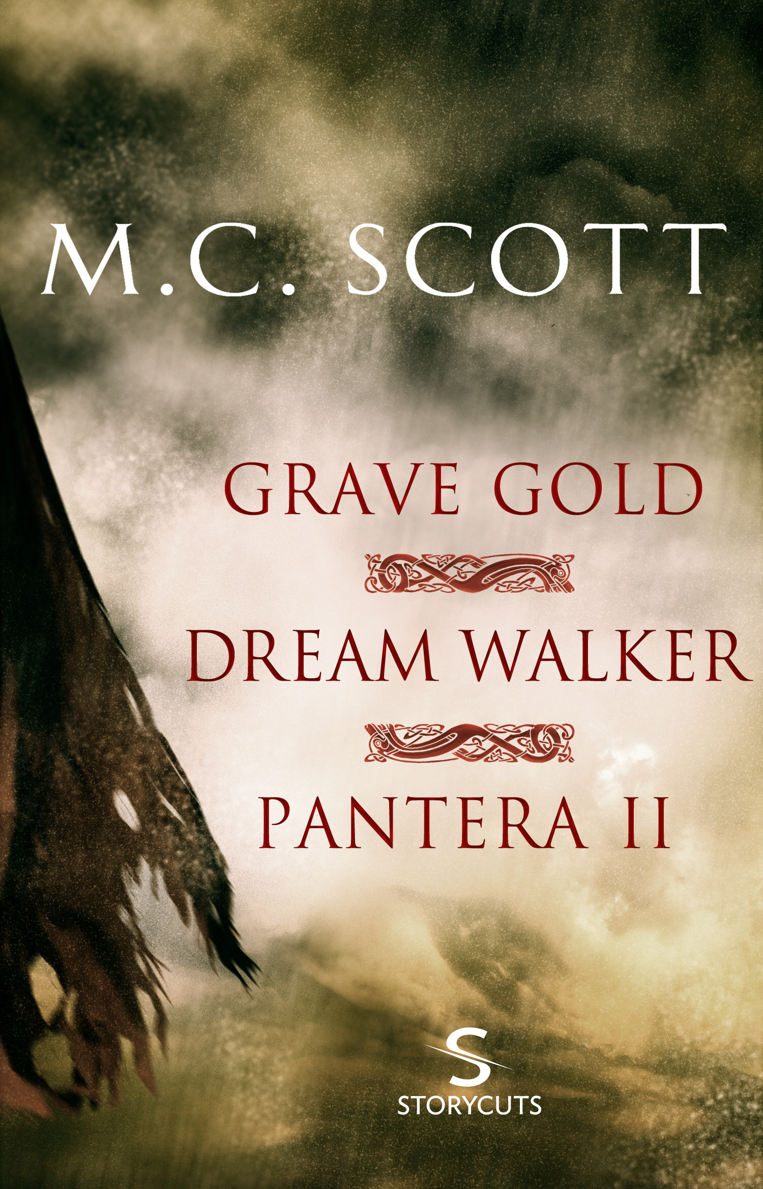Grave Gold/Dream Walker/Pantera II (Storycuts) By: M C Scott