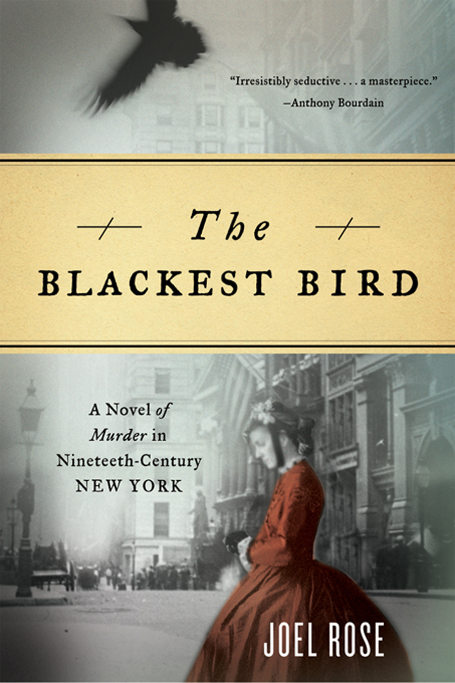 The Blackest Bird: A Novel of Murder in Nineteenth-Century New York