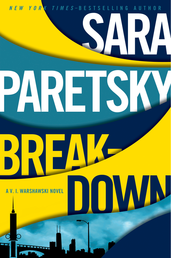 Breakdown By: Sara Paretsky
