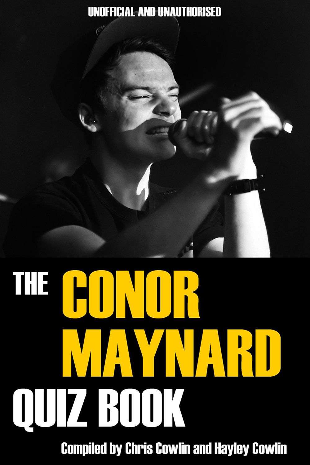 The Conor Maynard Quiz Book
