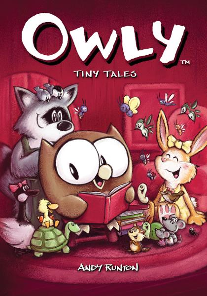 Owly Volume 5: Tiny Tales