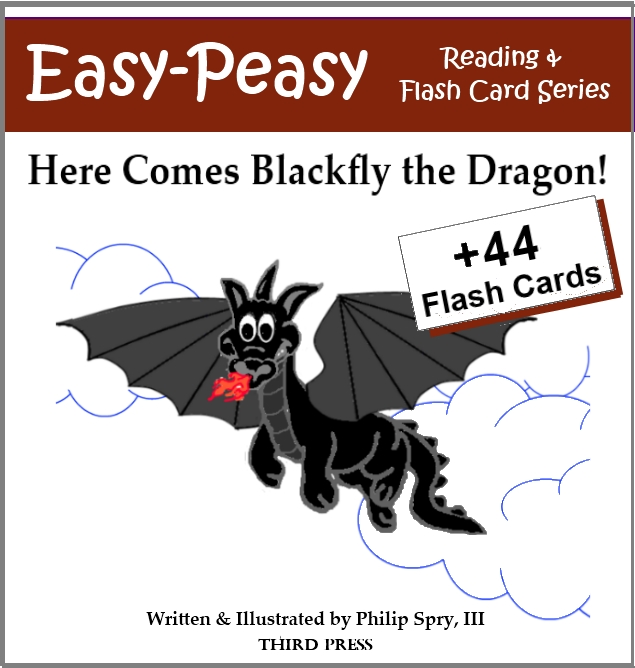 Here Comes Blackfly the Dragon!
