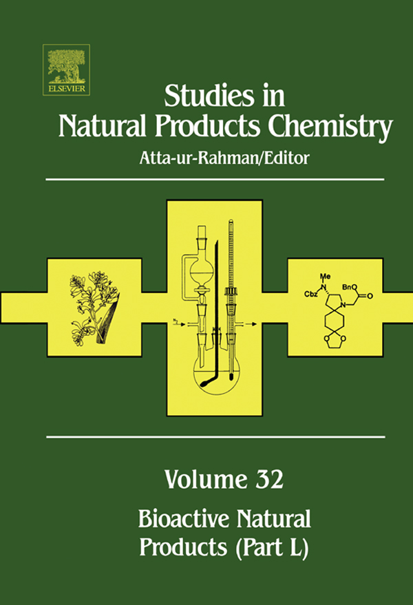 Studies in Natural Products Chemistry Bioactive Natural Products (Part L)
