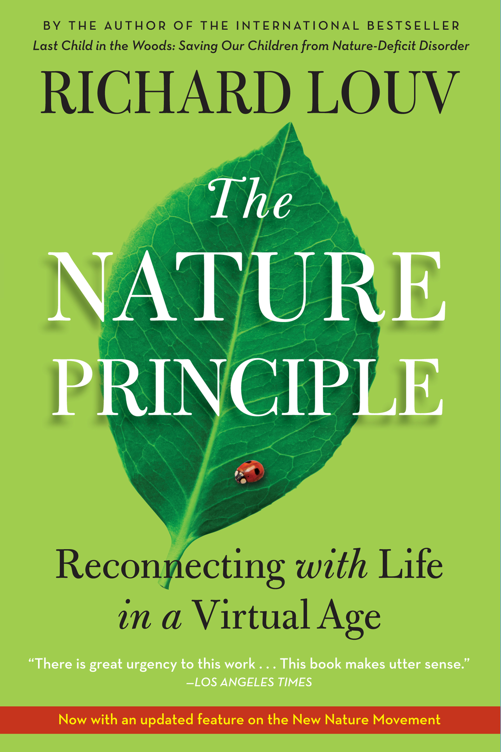 The Nature Principle By: Richard Louv
