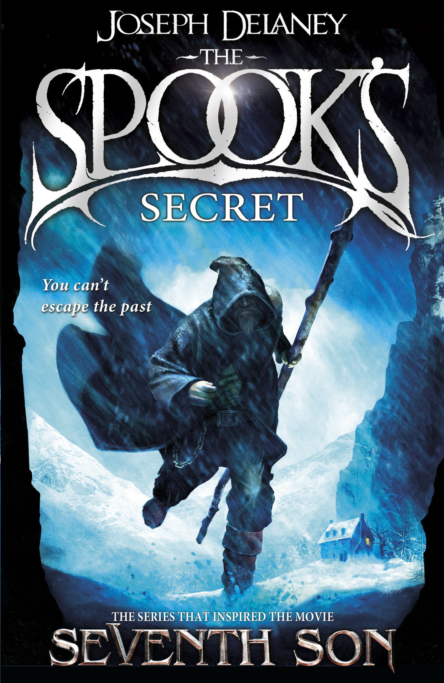 The Spook's Secret Book 3