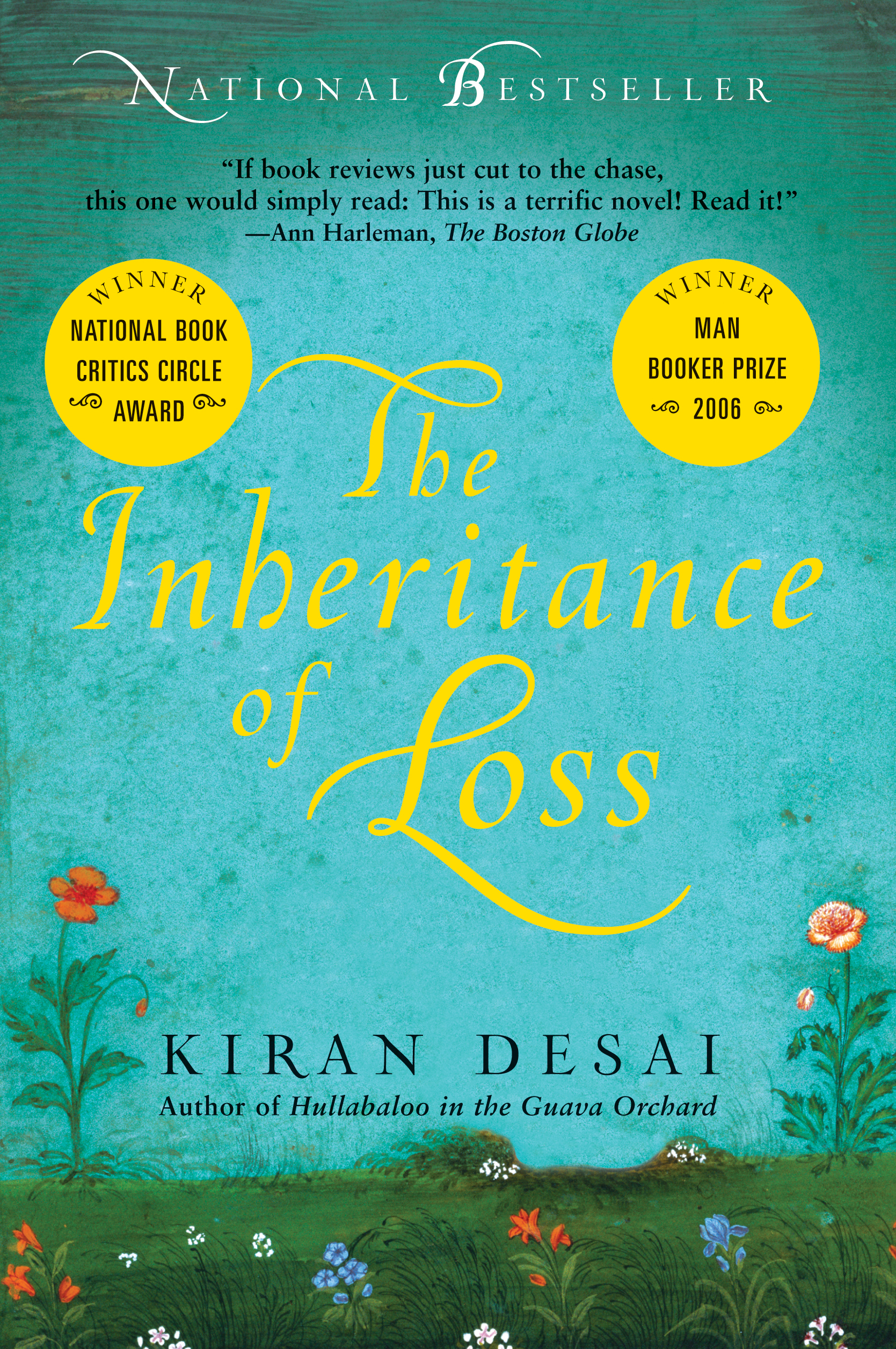 The Inheritance of Loss By: Kiran Desai