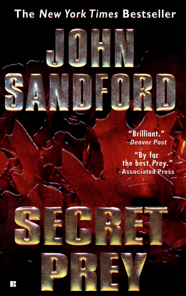 Secret Prey By: John Sandford