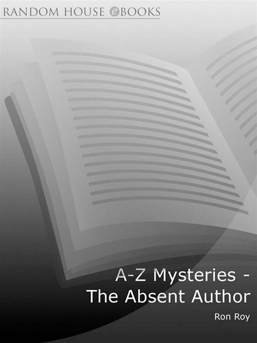 A-Z Mysteries - The Absent Author