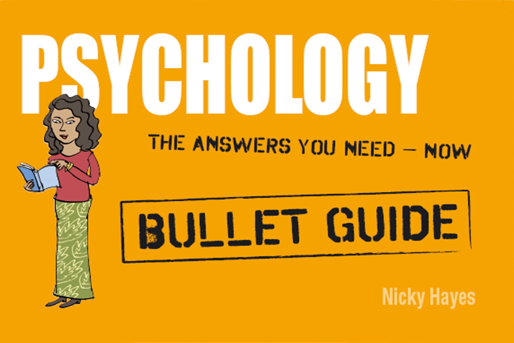 Psychology: Bullet Guides
