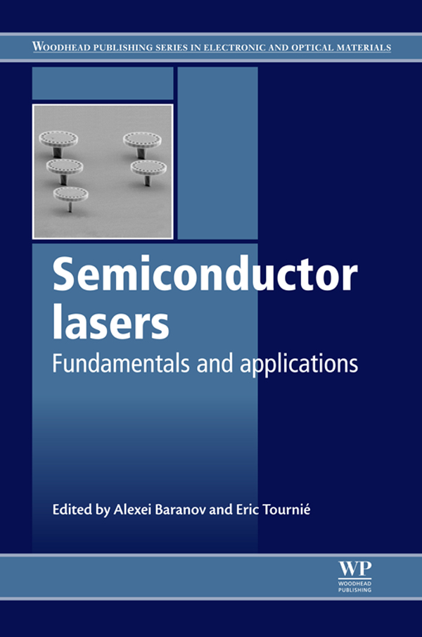 Semiconductor Lasers Fundamentals And Applications