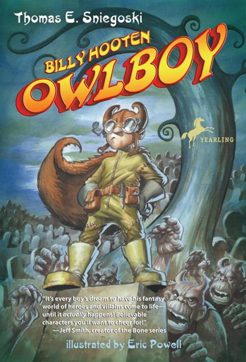 Billy Hooten: Owlboy By: Tom Sniegoski
