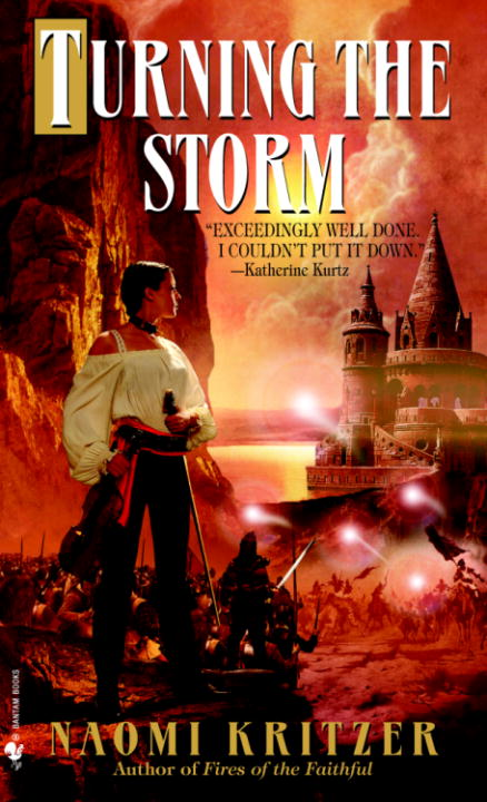 Turning the Storm By: Naomi Kritzer
