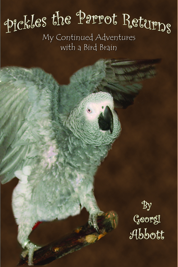 Pickles The Parrot Returns: My Continued Adventures with a Bird Brain