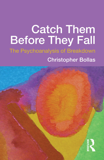 Catch Them Before They Fall: Psychoanalysis of Mental Breakdown