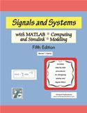 download Signals and Systemsd with MATLAB Computing and Simulink Modeling, Fifth Edition book