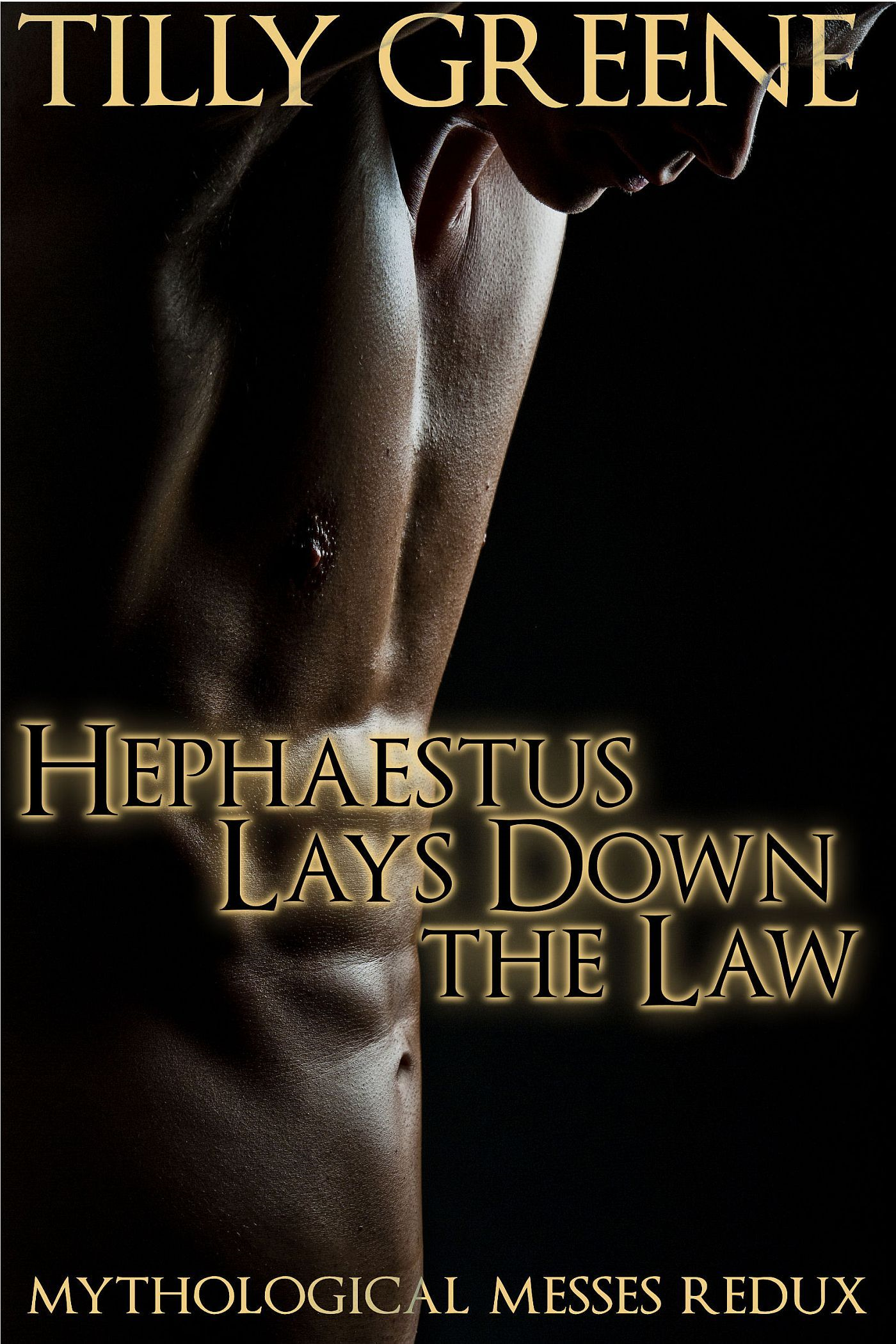 Hephaestus Lays Down the Law