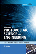 Handbook Of Photovoltaic Science And Engineering:
