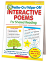 20 Write-On/wipe-Off Interactive Poems For Shared Reading (flip Chart): Fun Poems On The Topics You Teach To Fill In And Read Wi