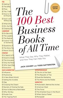 Buy top 10 business books - The 100 Best Business Books Of All Time Ebook