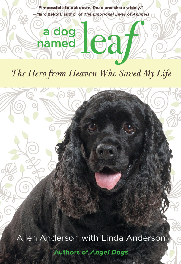 A Dog Named Leaf: The Hero from Heaven Who Saved My Life By: Allen Anderson,Linda Anderson