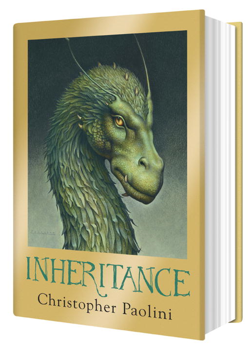 Inheritance Deluxe Edition By: Christopher Paolini