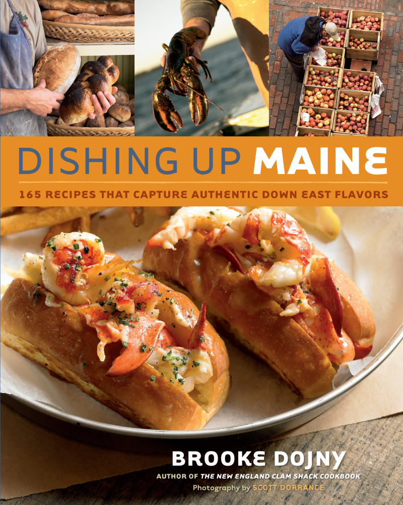 Dishing Up® Maine By: Brooke Dojny