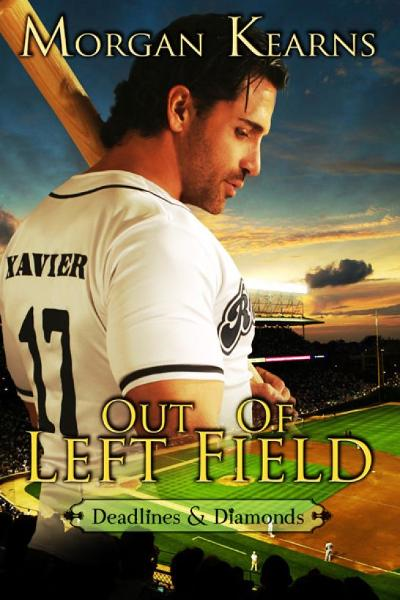 Out of Left Field (Deadlines & Diamonds, #3) By: Morgan Kearns