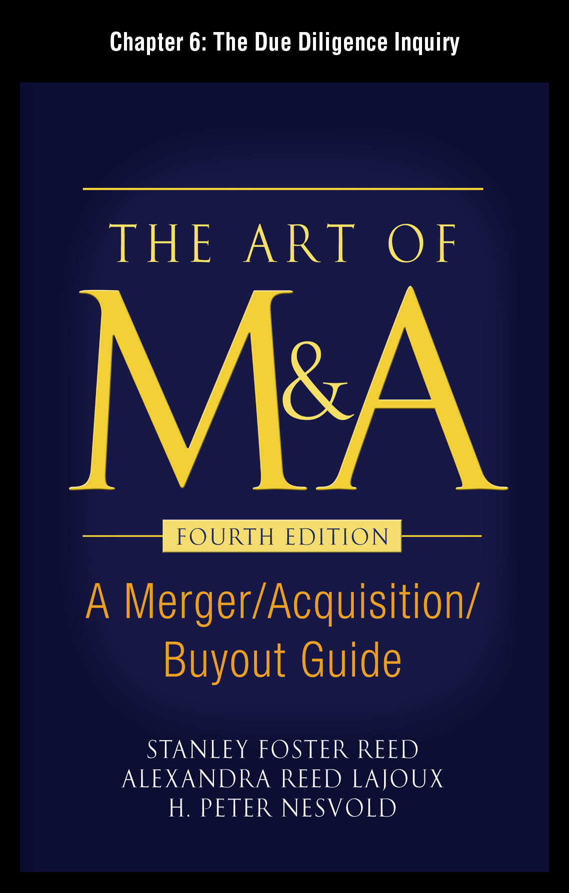 The Art of M&A, Fourth Edition, Chapter 6 - The Due Diligence Inquiry
