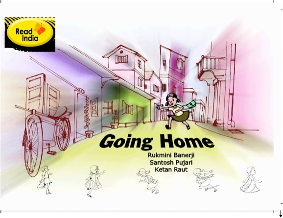 Going Home By: Rukmini Banerji