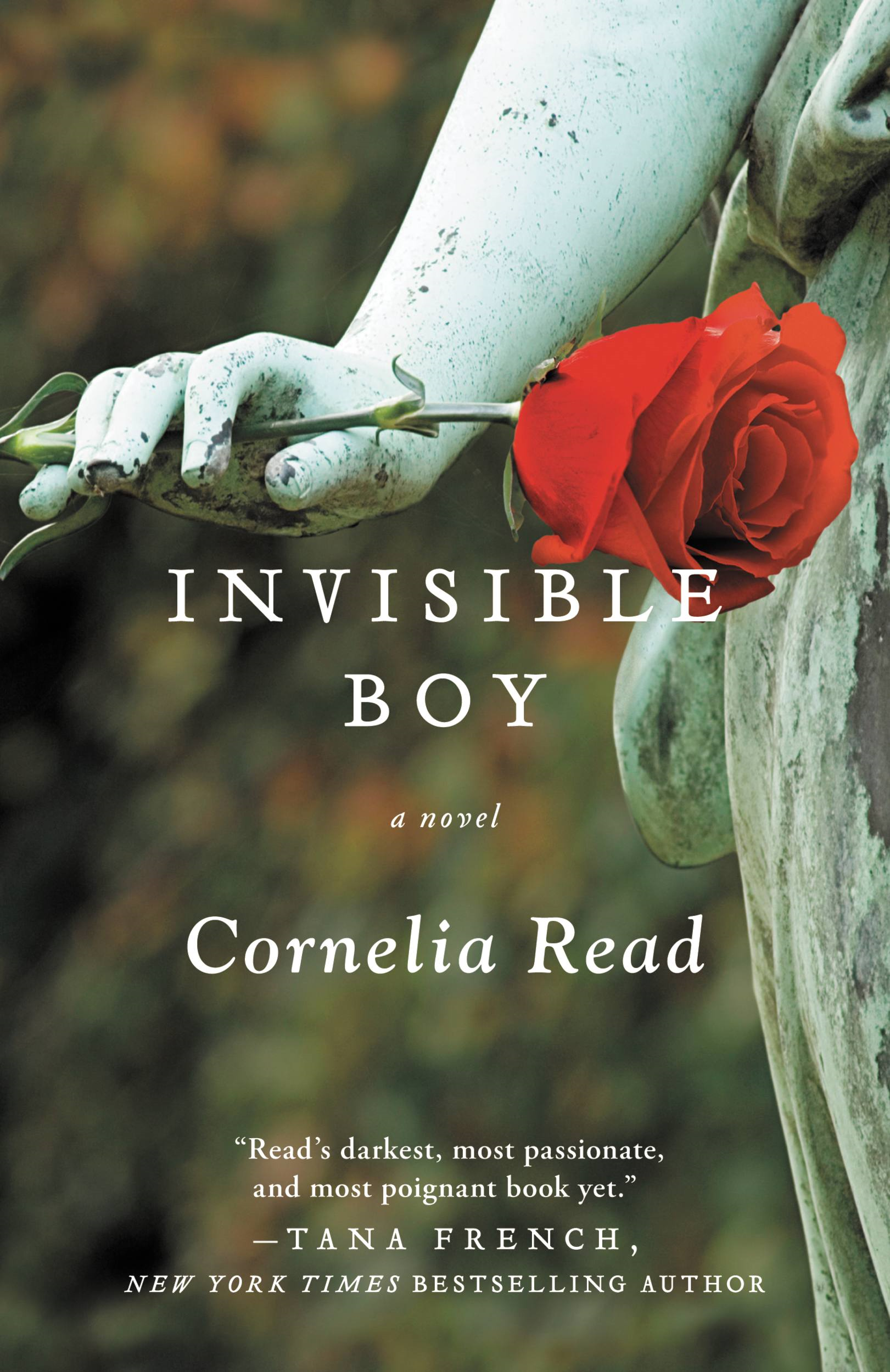 Invisible Boy By: Cornelia Read