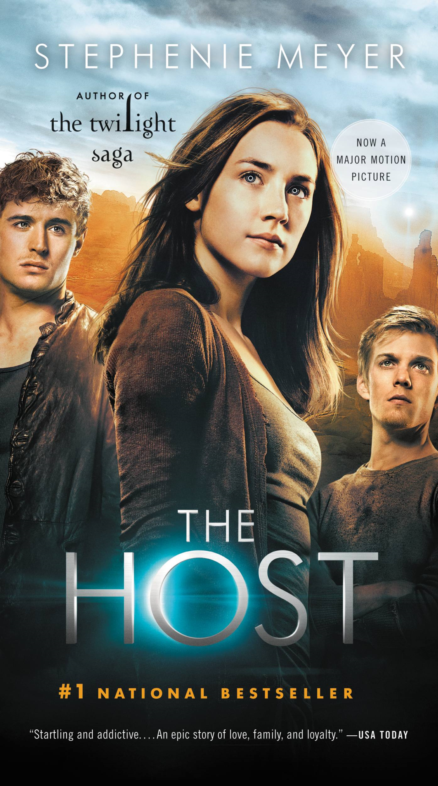 The Host By: Stephenie Meyer