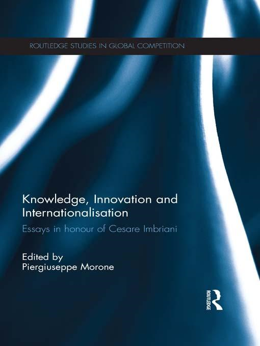 innovation and knowledge essay