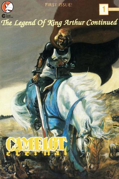 Camelot Eternal By: Jim Calafiore