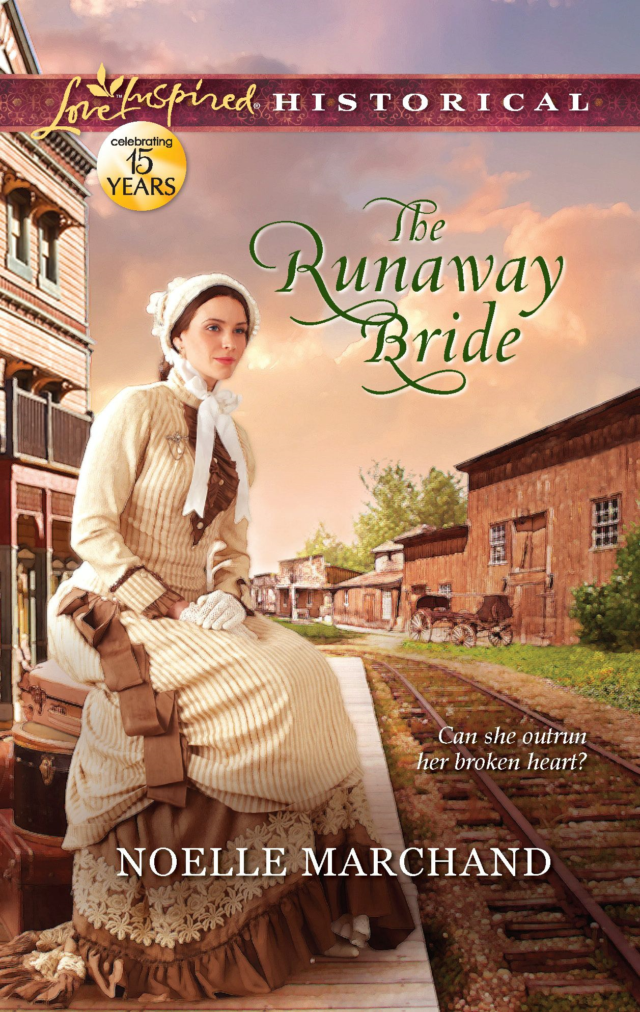 The Runaway Bride By: Noelle Marchand